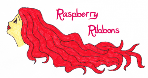 Raspberry Ribbons Header